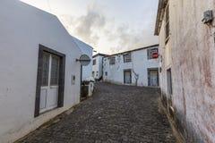 The Beauty of Corvo Island Streets