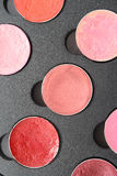 Beauty cosmetic paints Stock Photo