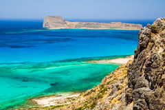 Beauty of Crete, Greece Stock Image