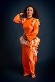 Beauty dancer Stock Photo