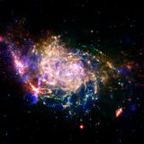 Beauty of deep space. Elements of this image furnished by NASA. Beauty of deep space. Billions of galaxies in the universe. Elements of this image furnished by royalty free stock photo