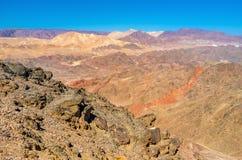 The beauty of desert Stock Image