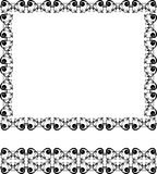 Beauty Design Frame And Border Stock Photo