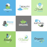 Beauty Design Logos Royalty Free Stock Photos