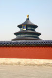 The beauty of detail ornaments temple of heaven beijing china Royalty Free Stock Photo