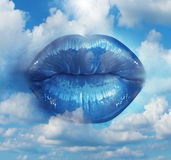 Beauty Dreaming Royalty Free Stock Images