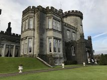 The Beauty of Dromoland Castle Stock Photo