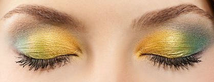 Beauty eye Royalty Free Stock Images