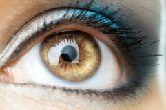 Beauty eye Stock Photos