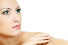 Beauty face Stock Image