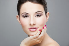 Beauty face Stock Photos
