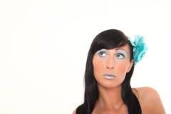 Beauty face Stock Photography