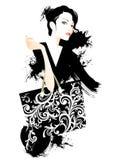 Beauty and fashion Royalty Free Stock Photo