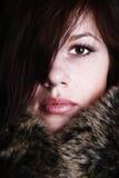 Beauty Fashion Portrait Stock Photo