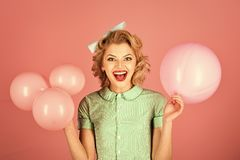 Beauty and fashion, vintage. stock photos