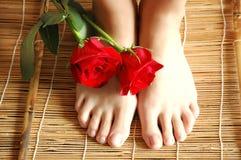 Beauty Feet Royalty Free Stock Photography