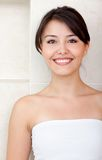 Beauty female portrait Royalty Free Stock Photography