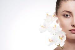Beauty of femininity Royalty Free Stock Photo