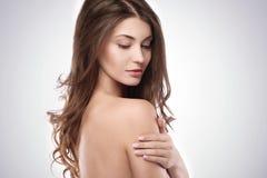 Beauty of femininity Royalty Free Stock Image
