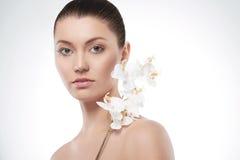 Beauty of femininity Royalty Free Stock Photography