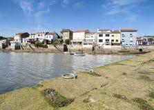 Beauty fishing village in Spain Stock Image