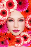 Beauty in flowers Royalty Free Stock Images