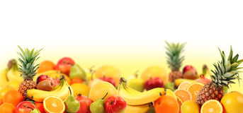 Beauty fruit Stock Images