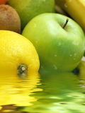 Beauty Fruits Composition Royalty Free Stock Photo