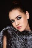 Beauty in fur Stock Photo