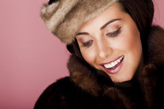 Beauty in fur. Stock Photography