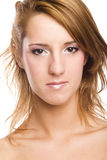 Beauty girl Stock Images
