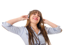 Music on! Royalty Free Stock Image