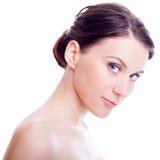 Beauty Girl Portrait. Stock Photos