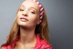 Beauty girl Royalty Free Stock Photos