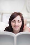 girl read Royalty Free Stock Photos