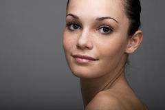 Beauty on Grady Backgorund Stock Photos