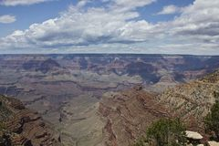 The beauty of Grand Canyon Royalty Free Stock Photography