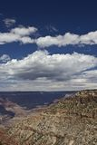 The beauty of Grand Canyon Royalty Free Stock Photos