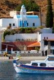 Beauty of Greece Stock Photo