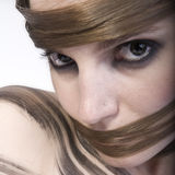 Beauty Hairwear Royalty Free Stock Photo