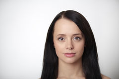 Beauty head shot Royalty Free Stock Photo