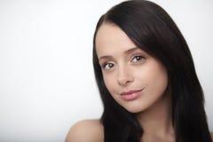 Beauty head shot Stock Photography