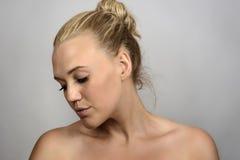 Beauty head shot Royalty Free Stock Photo