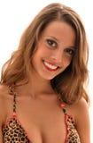 Beauty headshot Royalty Free Stock Photo