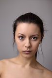 Beauty headshot Royalty Free Stock Images
