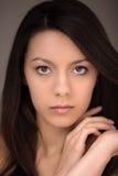 Beauty headshot Royalty Free Stock Image