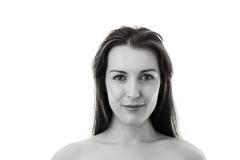 Beauty headshot Royalty Free Stock Photography