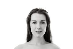 Beauty headshot Stock Images