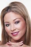 Beauty headshots Stock Photos