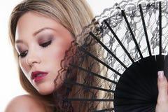 Beauty headshots Royalty Free Stock Image